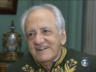 Escritor pernambucano Evaldo Cabral de Mello toma posse na ABL