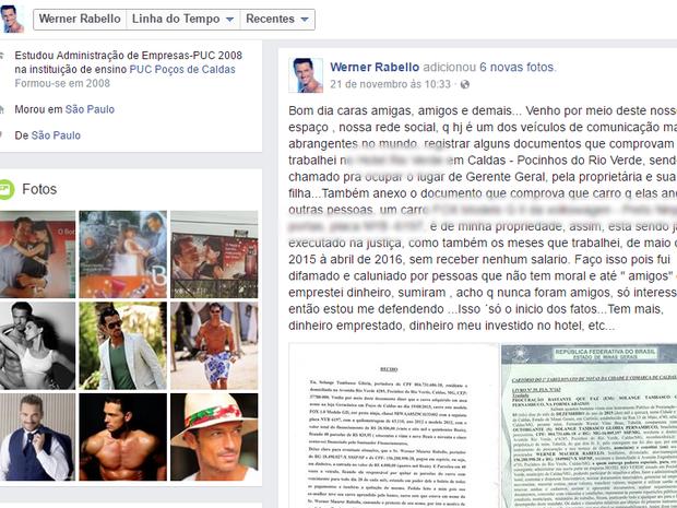 Modelo encontrado morto teria relatado insatisfação em redes sociais. (Foto: Reprodução/Redes Sociais)