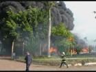 Incêndio em fábrica de Mogi Mirim dura 3h e destrói área de 1.000 m²