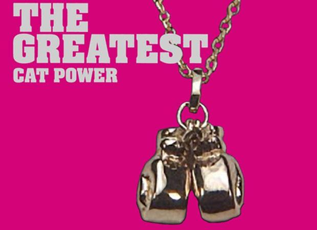 Capa do álbum 'The Greatest', de Cat Power, de 2006; canção-título fala da grandiosidade de Muhammad Ali. (Foto: Divulgação/Cat Power)