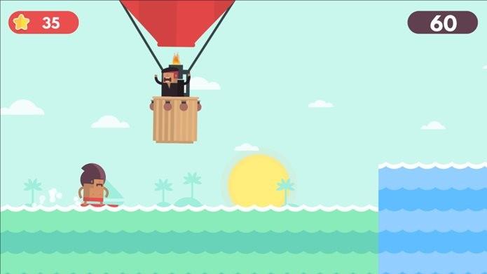 Diversão amalucada marca Surfingers para Android  (Foto: Divulgação / Digital Melody)