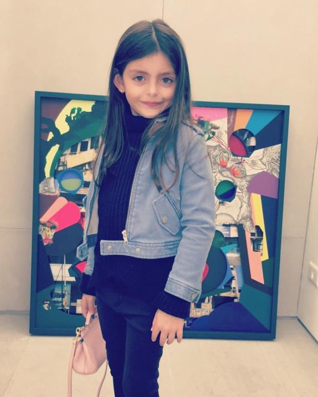Filha de Carol Celico (Foto: Reprodução/Instagram)