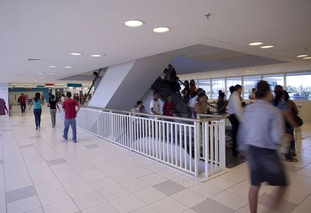 Unidade da Contax no Recife tem capacidade para 14 mil funcionários (Foto: Divulgação/Contax)