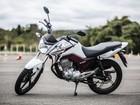 Veja como ficou a nova Honda CG 150