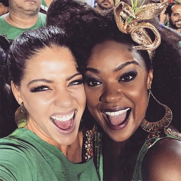 Luma Costa e Cris Vianna (Foto: Reprodução/Instagram)