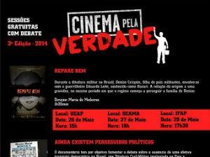 Cinema pela Verdade em Macapá (Foto: Divulgação)