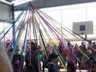Quadrilha em escolas de Uberlândia é tradição nas festas juninas