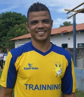 Centroavante André Leonel reforça o time do Palmas na temporada 2014 (Foto: Izabela Martins/Palmas Futebol e Regatas)