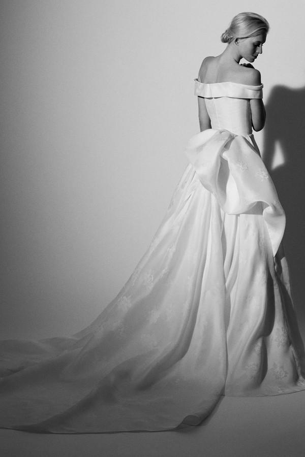 Carolina Herrera bridal (Foto: Divulgação)