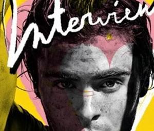 Capa da edição de abril de 2009 da 'Interview' (Foto: Divulgação)
