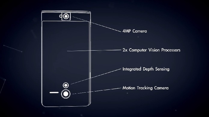 Tecnologia que produz mapas 3D será adptada para tablet (Foto: Reprodução)