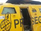 Bandidos armados atacam carro-forte em rodovia no Oeste do RN