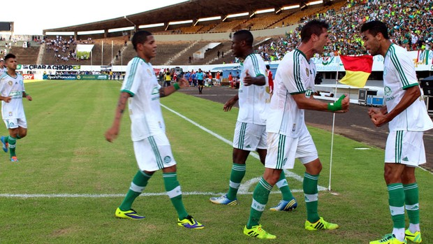 Eguren Palmeiras e Ceará (Foto: Fernando da Mata)