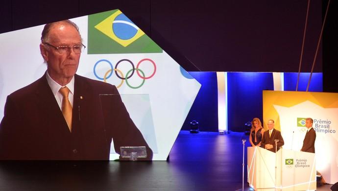 Prêmio Brasil olímpico - Carlos Arthur Nuzman  (Foto: André Durão )