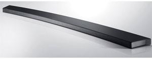 Detalhe do home theater da Samsung para Tvs com tela curva (Foto: Divulgação/Samsung)