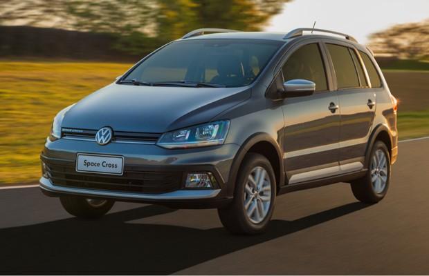 Volkswagen Space Cross (Foto: Divulgação)