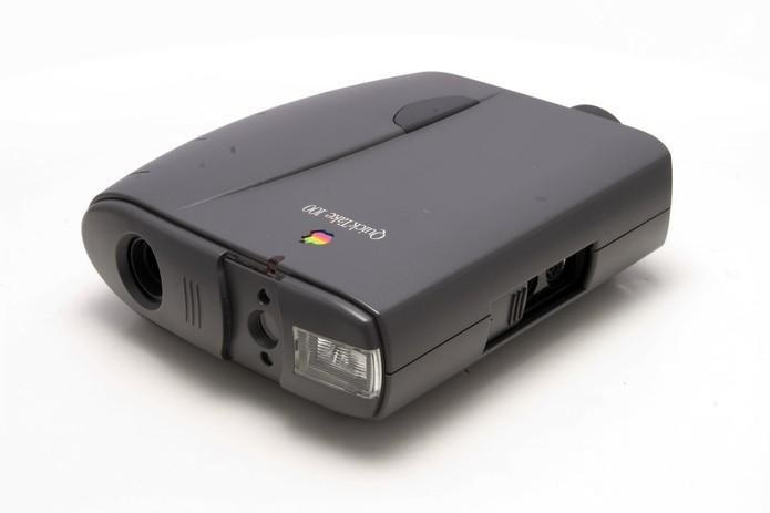 pple foi uma das primeiras a lançar câmeras digitais para os consumidores finais (Foto: Divulgação)