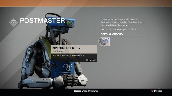 Bungie concedeu uma arma lendária para os jogadores de Destiny (Foto: Reprodução/Eurogamer)