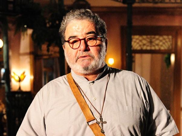 Padre Emílio (Foto: Araguaia/TV Globo)