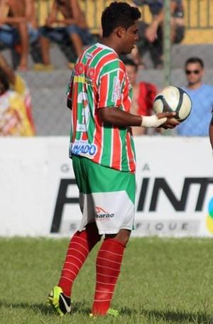 Ruy Cabeção meia do CEOV Operário (Foto: Assessoria/CEOV)