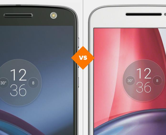 ee50853bd Moto G 4 Plus ou Moto Z  Veja qual celular possui maior custo benefício (