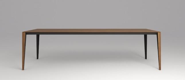 Natuzzi, mesa da coleção Leggero