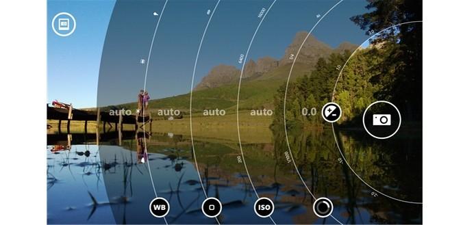Lumia camera possibilita acessar configurações impossíveis em outros aparelhos (Foto: Divulgação) (Foto: Lumia camera possibilita acessar configurações impossíveis em outros aparelhos (Foto: Divulgação))