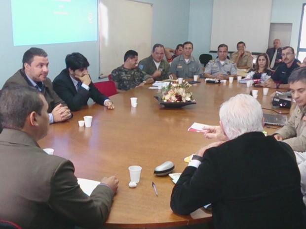 Reunião do Grupo integrado intensifica estudos aos impactos causados pelas cheias (Foto: Assem Neto)