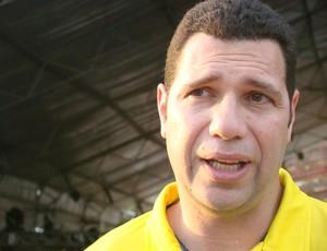 Marcelo Negrão - Teresina (Foto: Emanuele Madeira/GLOBOESPORTE.COM)
