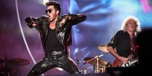 DIA 1: O bom show do Queen e  mais em vídeos, fotos, gifs e textos (Fabio Tito/G1)