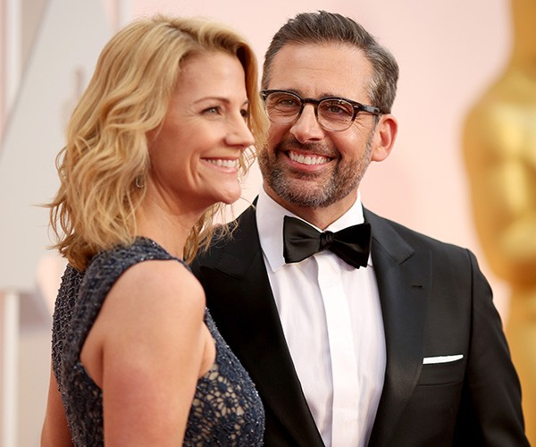 Steve e Nancy Carell (Foto: Getty Images)