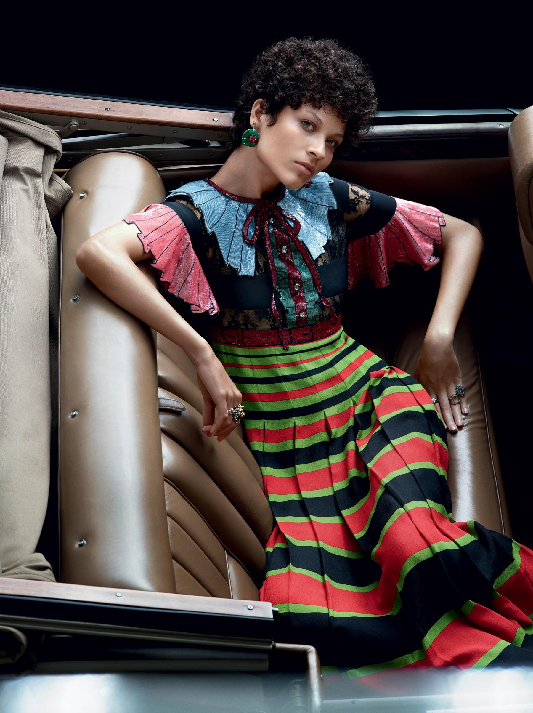 Ari Westphal (Foto: Reprodução/Vogue Brasil)