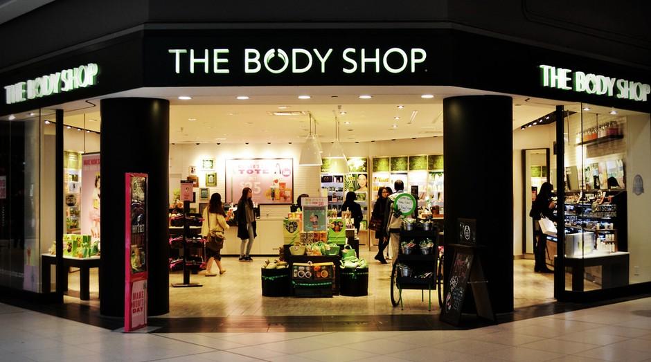 The Body Shop (Foto: Reprodução)