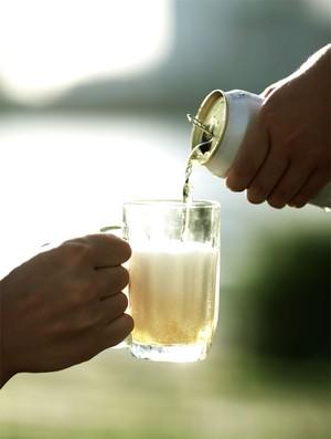Cerveja Corrida (Foto: Getty Images)