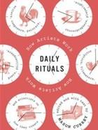 ROTINA Em seu livro Daily rituals, o americano Mason Currey descreve os hábitos de trabalho de 161 artistas (Foto: Divulgação)