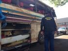 Nove feridos em acidente com ônibus no Paraná seguem internados