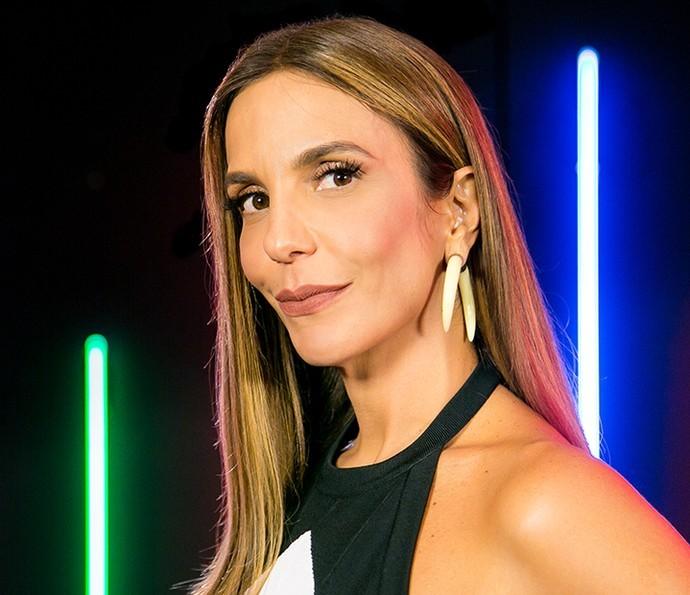 Ivete Sangalo embala a abertura de 'Haja Coração' com o hit 'O Farol' (Foto: Isabella Pinheiro/Gshow)