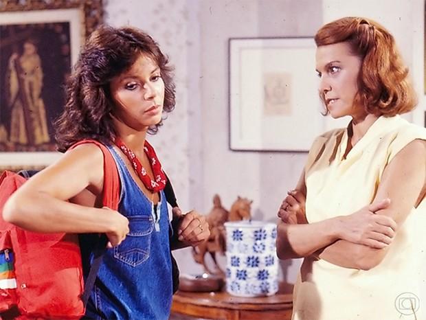 Fátima Freire e Diana Morel em