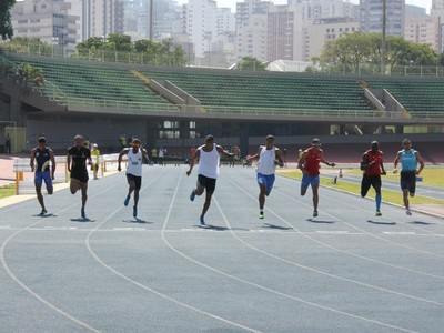 Campeonato FPA Menor, Juvenil, Adulto - atletismo de Prudente (Foto: FPA / Divulgação)