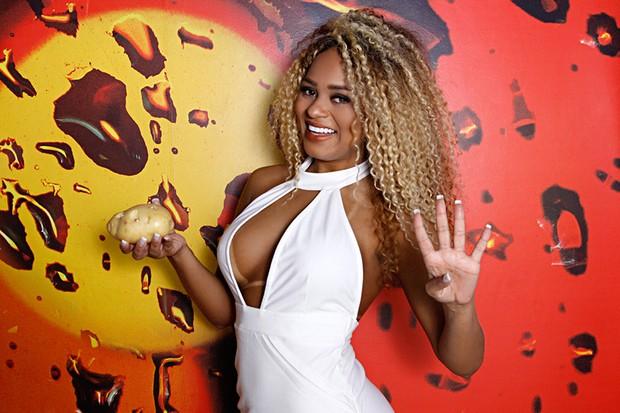 Erika Canela (Foto: Celso Tavares/EGO)