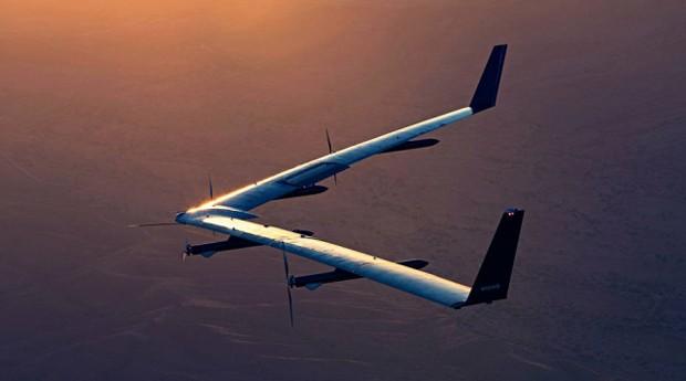 Drone do Facebook (Foto: Facebook)