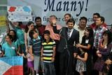 Pacquiao x Mayweather motiva trégua em confrontos nas Filipinas