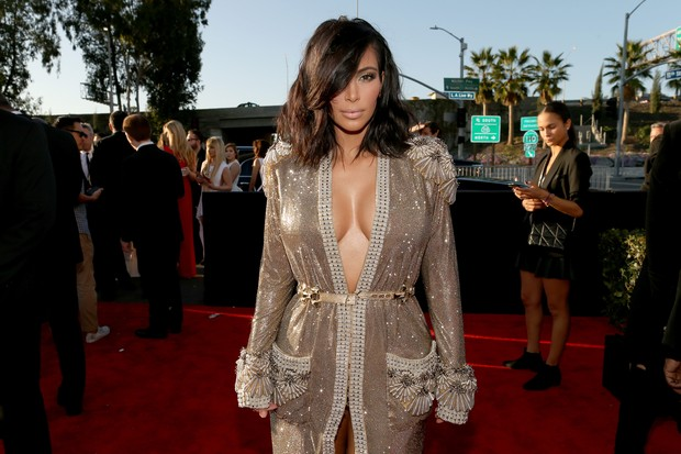 Kim Kardashian (Foto: Getty Image)
