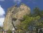 Pedra de Santo Antônio, em Fagundes, é destaque no Hora 1