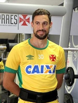 657adef92e Vasco renegocia dívida e vai renovar com Martín Silva até 2019
