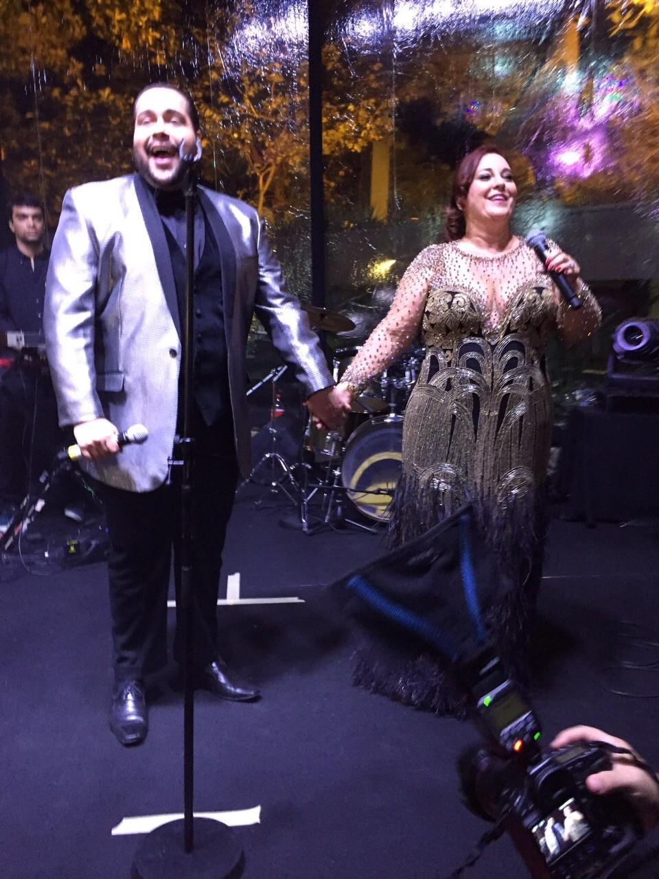Tiago e Priscilla (Foto: Reprodução/Instagram)