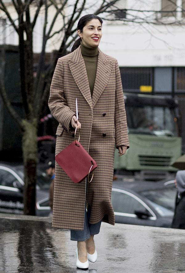 Inverno: casacos compridos afinam a silhueta (Foto: ImaxTree)
