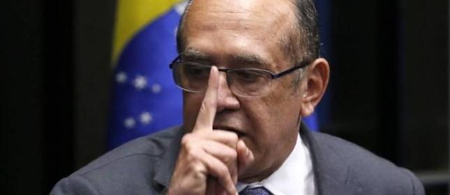 O ministro do STF, Gilmar Mendes (Foto: Jorge William / Agência O Globo)