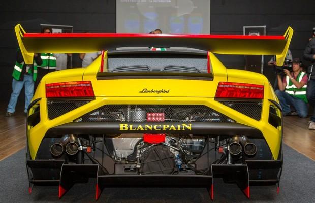 Lamborghini Gallardo Race 3 (Foto: Lamborghini)