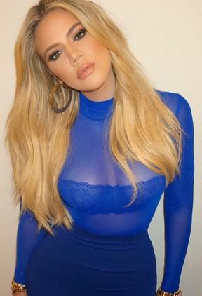 Khloe Kardashian (Foto: Reprodução / Instagram)